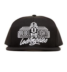 Rebel8 Tours Snapback Hat