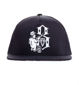 Rebel8 Hit the Walls Snapback Hat