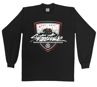 Streetwise CA Shield Long Sleeve Shirt
