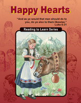 Happy Hearts Book