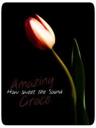 Amazing Grace - 5 Blank Notecards