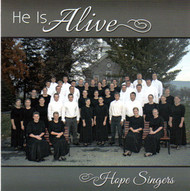 He Is Alive CD by Hope Singers