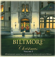 Biltmore Christmas Vol 1 CD by Biltmore Musicians