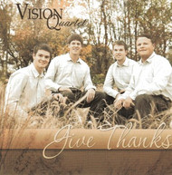 Give Thanks CD by Vision Quartet