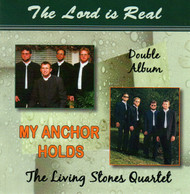 The Lord Is Real CD by The Living Stones Quartet