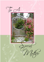 "Special Mother -5"" x 7"" KJV Greeting Card"