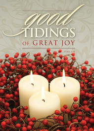 KJV Boxed Cards - Christmas, Good Tidings Of Great Joy
