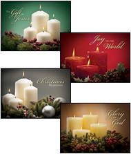 KJV Boxed Cards - Christmas, Light Of the World