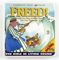 Freed! Volume 1 by The Bible In Living Sound