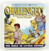 Challenged! Volume 2 by The Bible In Living Sound