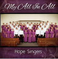 My All in All CD by Hope Singers