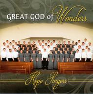 Great God of Wonders by Hope Singers