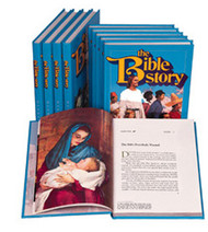 The Bible Story 10 Volume Set of Books by Arthur S Maxwell