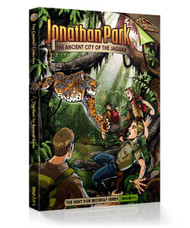 Jonathan Park Series 4 - The Hunt for Beowulf #2: The Ancient City of the Jaguar - Audio Drama Cd