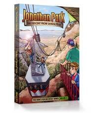 Jonathan Park Series 4 - The Hunt for Beowulf #4: The Descent from Sandia Peak - Audio Drama Cd