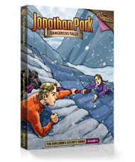 Jonathan Park Series 5 - The Explorer's Society #1: Dangerous Falls - Audio Drama CD