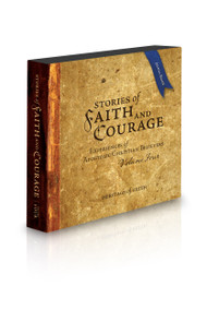 Stories of Faith & Courage Vol 4 - Audio CD Set