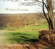 Winter's Turning CD by John & Heidi Cerrigione