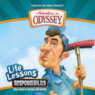 Life Lessons #12: Responsibility CD by Adventures in Odyssey