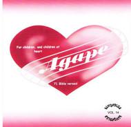 Agape, Singables Vol 14 CD