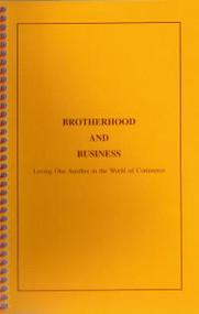 Brotherhood and Business - Book