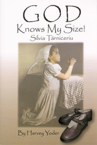 God Knows My Size - Book