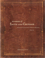 Stories of Faith and Courage Vol 2 - Book