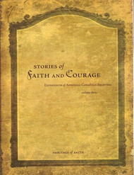 Stories of Faith and Courage Vol 3 - Book