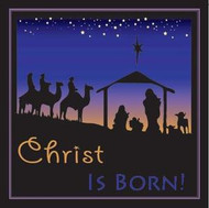 Christ is Born CD by Midwest Brothers