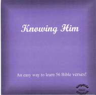 Knowing Him CD by Heartsong Singables