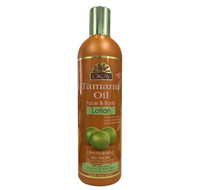 Tamanu Oil Lotion for Face & Body 16oz / 473ml