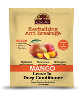 Mango Leave In Conditioner Revitalizing Anti Breakage 1.5oz