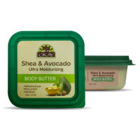 Shea & Avocado Ultra Moisturizing Body Butter