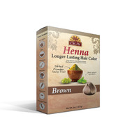Henna Longer-Lasting Hair Color - Brown