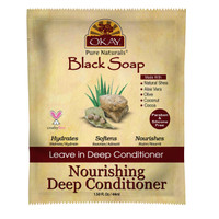 Black Soap Leave-In Conditioner 1.5oz