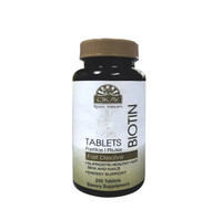 OKAY Roots Therapy Biotin Tablets