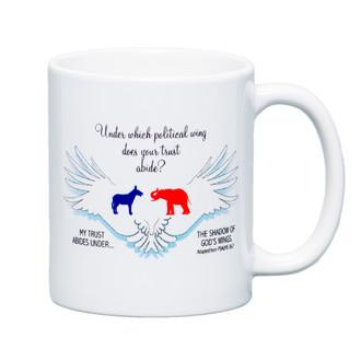 God's Wings- Coffee Mug