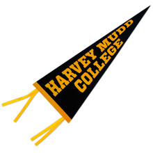 Harvey Mudd College Felt Pennant