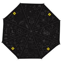 Reinforced Telescoping Umbrella