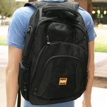 Deluxe Black Backpack