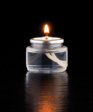 candles wax and cooking oil An oil lamp can have a number of advantages over candles and mineral oil lamps: very cheap to run - can even burn used cooking oil the fumes are less toxic than.