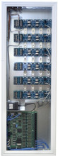 CL-7252224 Elegance XL, 24 Load Relay Panel, 220V, incl Superstar contact closure board, Dip switch backup