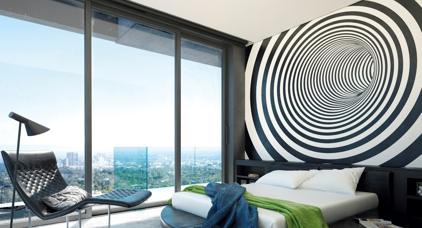 Wide range of wall murals perfect for large feature walls