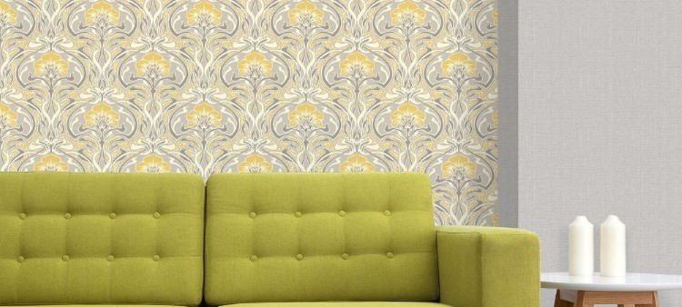 Retro wallpaper range from Lancashire Wallpapers in Rochdale, Manchester