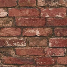 Rustic Brick - Red