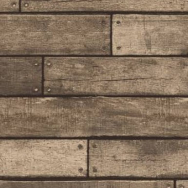Wooden Plank   Metallic Brown. Fine Decor Wallpaper   Wooden Plank   Metallic Brown   Lancashire