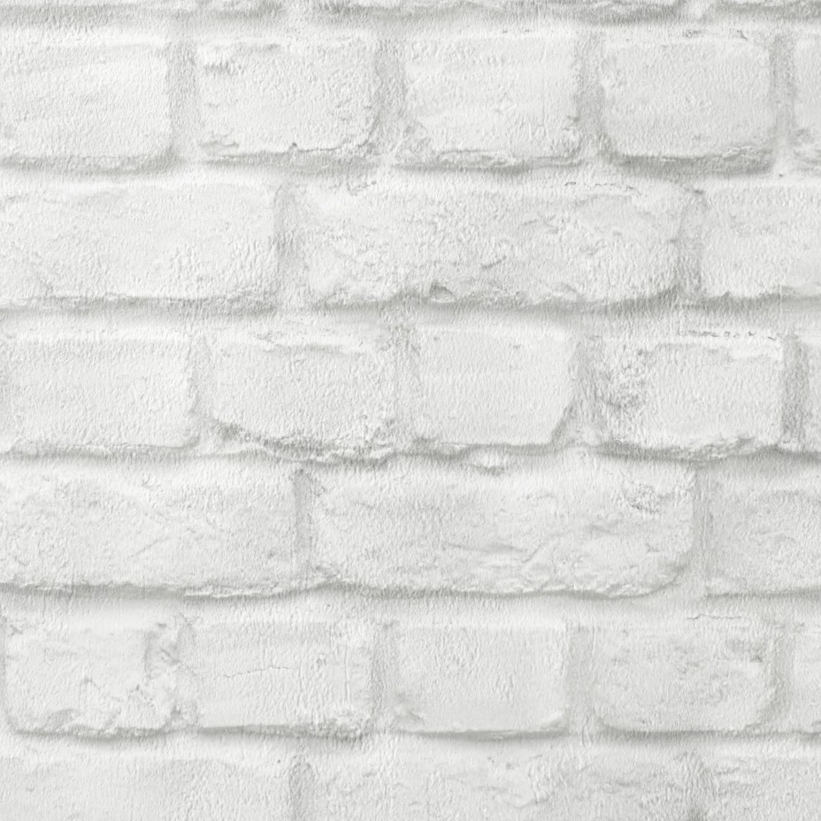 rasch wallpaper white brick wallpaper 226706