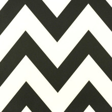 Metropolis Black and White Zigzag Wallpaper  93943-1