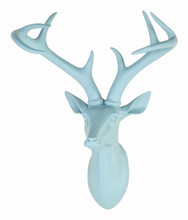 blue stags head