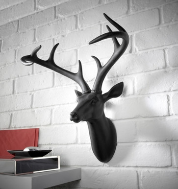black stags head